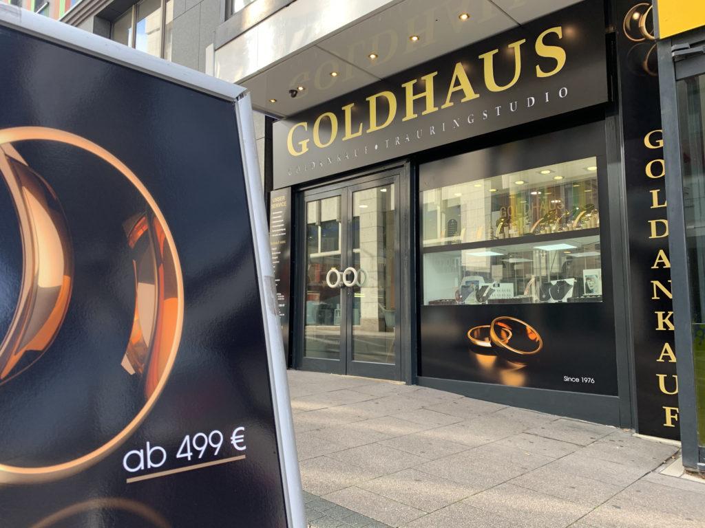 Goldhaus Über uns
